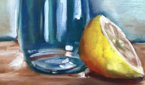 Daily painting – Öl malen lernen im kleinen Format!