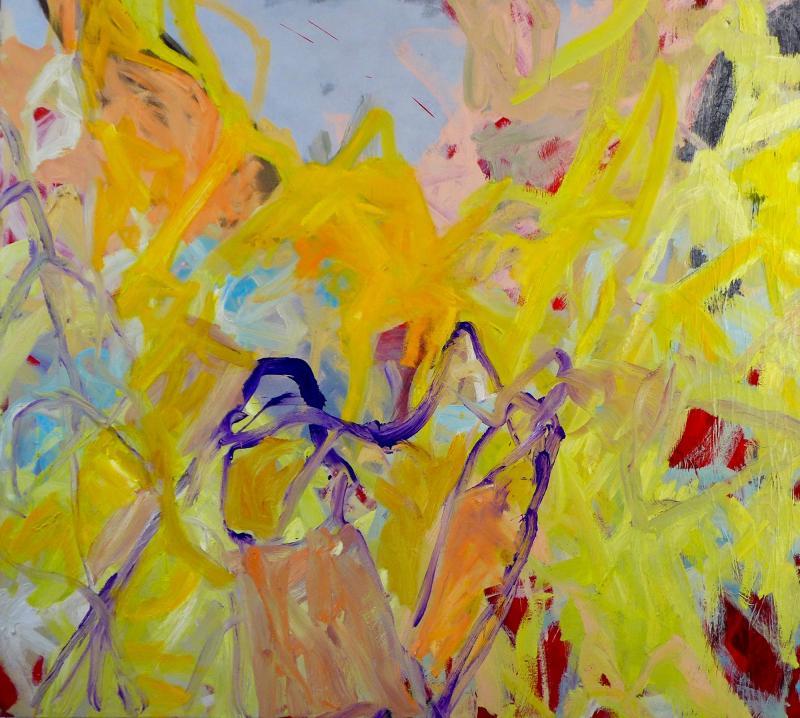 Wir alle sind auf der Suche nach einer Malerei mit starkem Ausdruck.