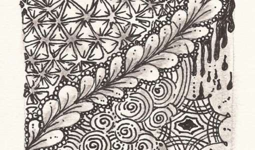 Meditatives Zeichnen: Zentangle®