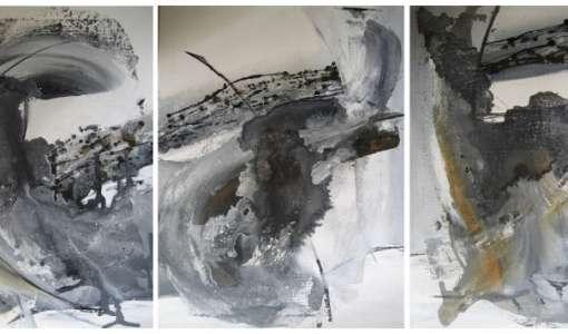 Schwarz-Weiß – Kontraststarke Bilder in Acryl