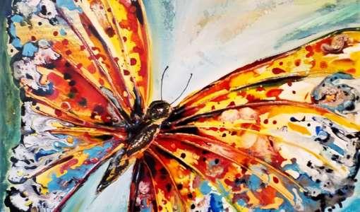 Mixed Media - Neue Möglichkeiten in der Malerei