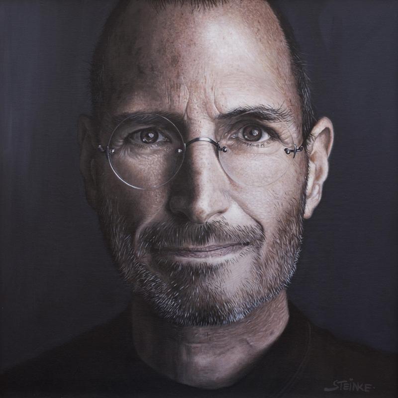Fotorealistische Portraitmalerei