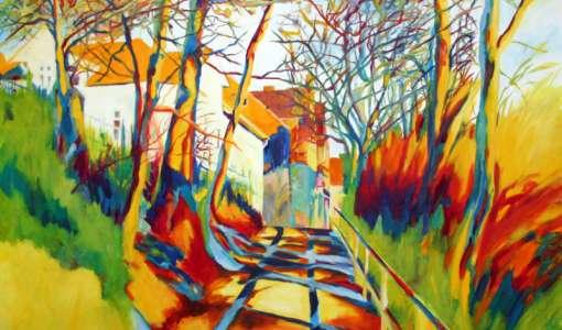 Licht in der Malerei