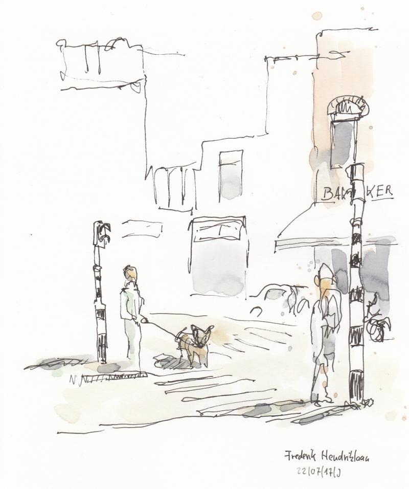 Urban Sketching - Poesie der Stadt