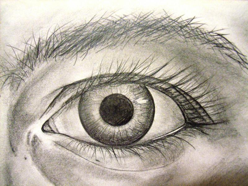 **Sehen lernen - Zeichnen lernen (nach Betty Edwards)