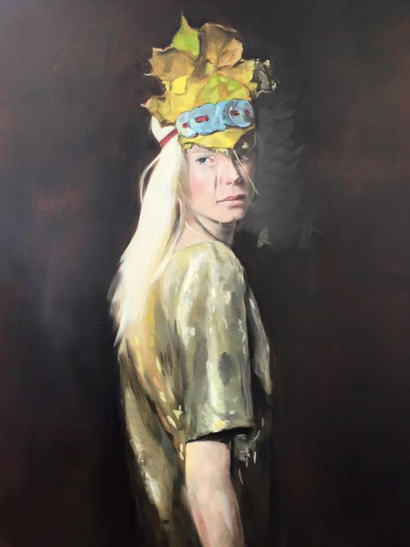 Porträt & Figur im Raum