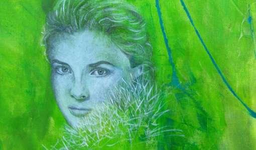 Porträtmalerei in Acryl