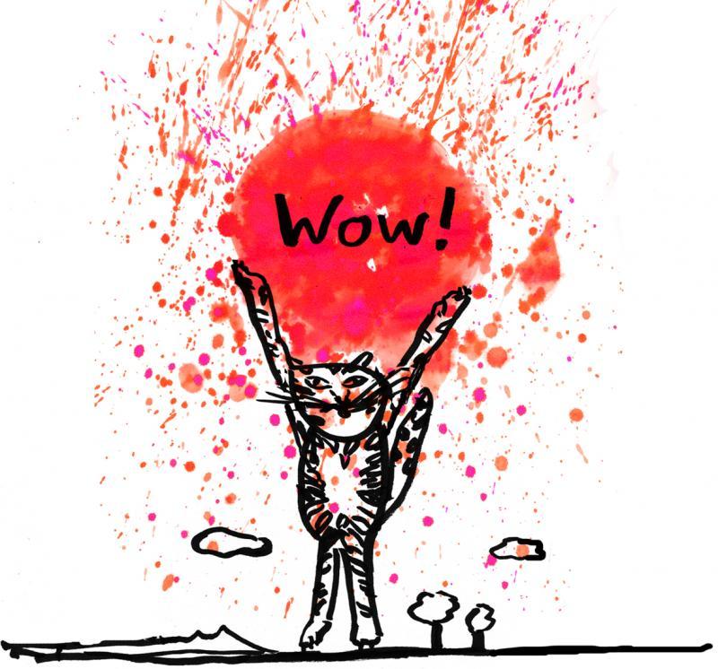 Illustrieren mit Wow!-Effekt