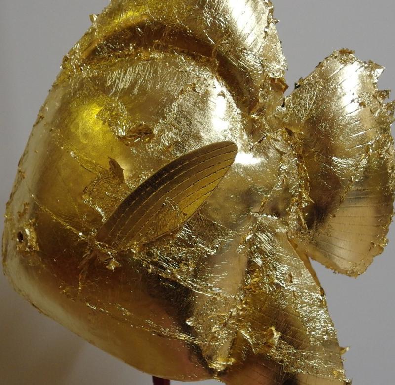 Vergolderkurs für Ölvergoldung