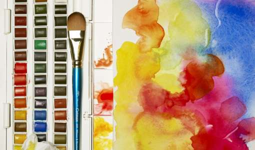 Watercolour: So viel mehr als nur Aquarell