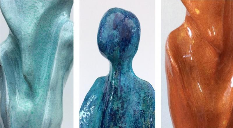 Skulptur trifft Resin