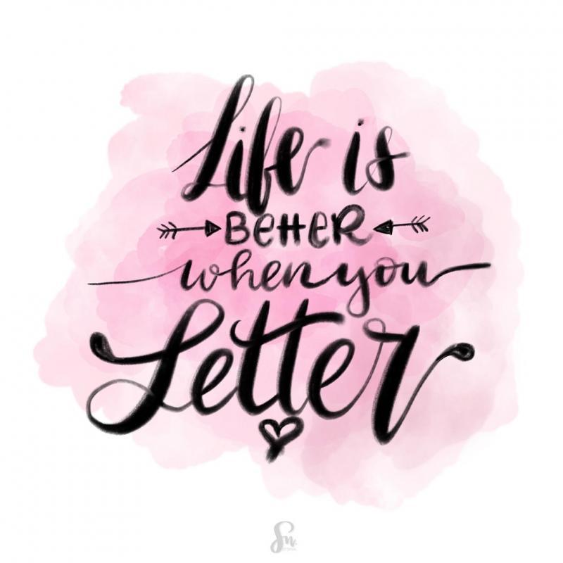 **Handlettering