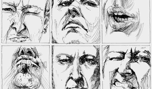 Selbstportrait – das Selfie mit dem Stift