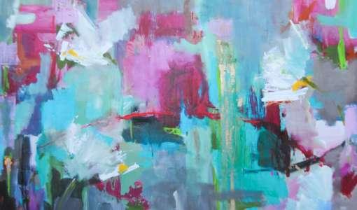 Abstrakte Landschaften