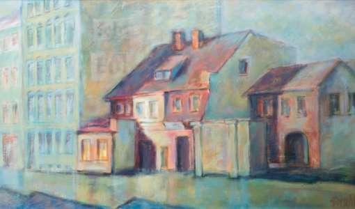 **Acrylmalerei: Mit Licht und Schatten Atmosphäre schaffen