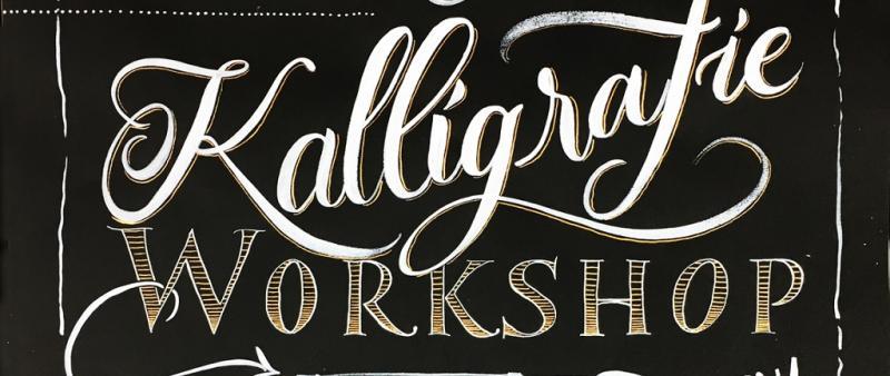 Brushpen - Einstieg in die Kalligraphie