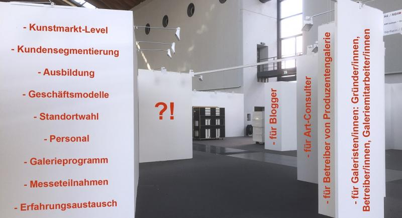 Galeriemanagement