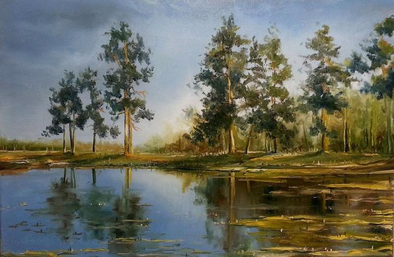 Einführung: Landschaftsmalerei in Öl
