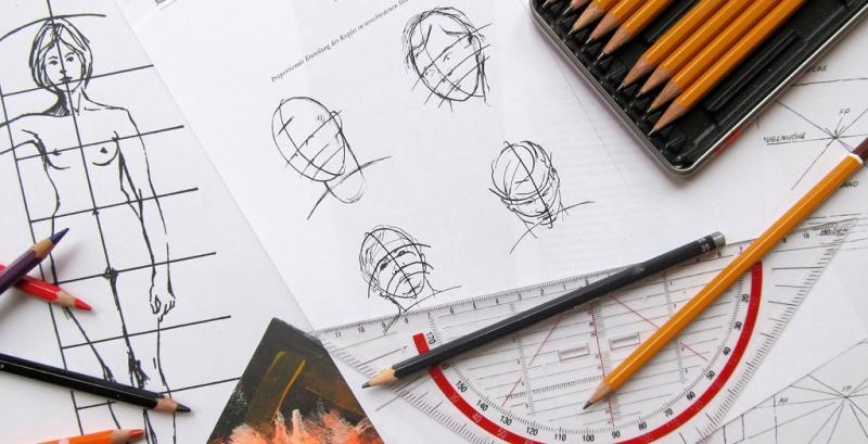 *Grundlagen des Zeichnens