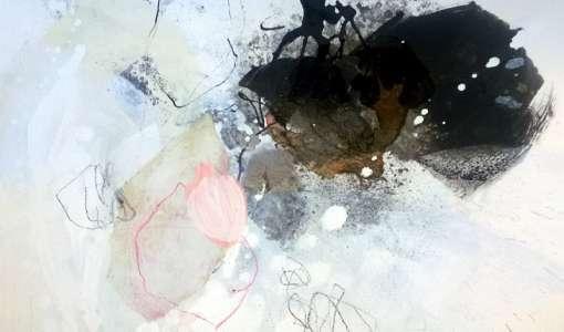 Grafitpulver, Pigmente, Schellack, Packpapier