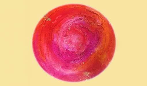 Kreise malen für den kreativen Flow!