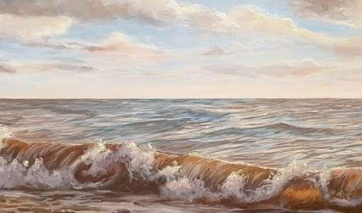 Himmel, Wolken & das Meer