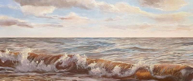 **Himmel, Wolken & das Meer