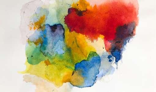 Meditation und Malen als Achtsamkeitsübung