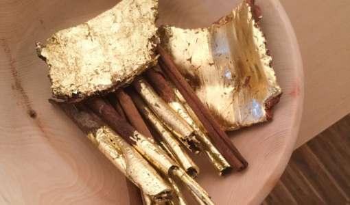 Arbeiten mit ganz besonderen Materialien: Blattmetalle