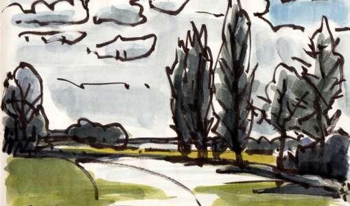Faszination Zeichnung - Der eigene Blick auf die Welt
