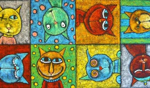 Zitronenrosa & Himmelgrün - Wie Farben wirken