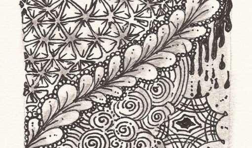 Meditatives Zeichnen: Zentangle®